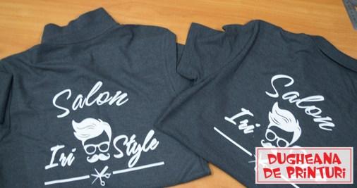 tricou-personalizat-Salon-Iri-Style-agentie-de-publicitate-dugheana-de-printuri-romania