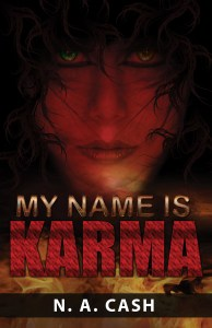 Karma front cover
