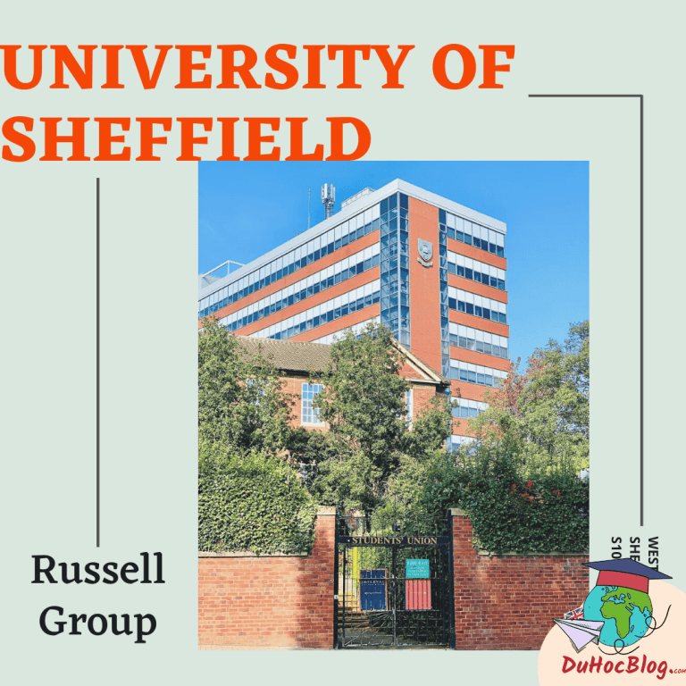 ĐẠI HỌC SHEFFIELD – TO DISCOVER THE CAUSES OF THINGS