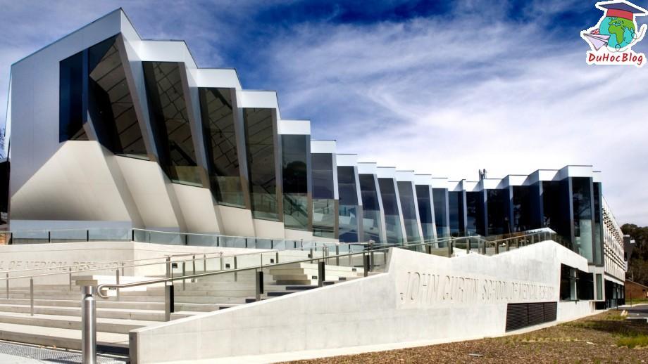 Học bổng Úc - Australian National University