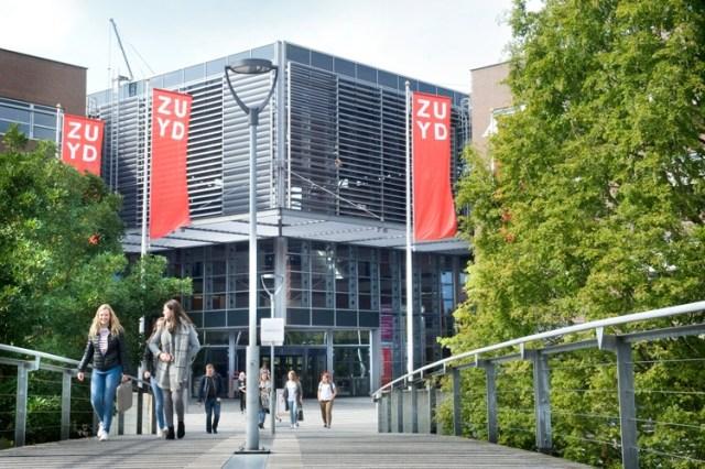 Kết quả hình ảnh cho Zuyd University of Applied Sciences
