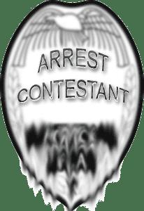 Arrest Contest, DUI Arrest, DUI Arrest Contest,