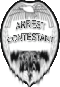 Arrest Contest, DUI Arrest, DUI Arrest Contest,