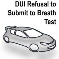 DUI Refusal To Submit Breath Test