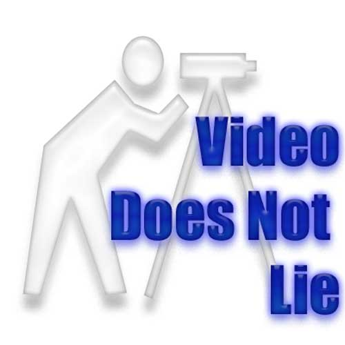 Image result for Video does not lie