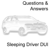 Actual Physical Control, Sleeping Driver, DUI, Probable Cause