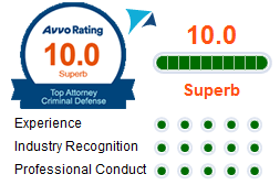 Rated 10 of 10 with Avvo
