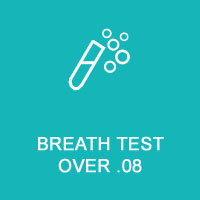Breath Test Results Over 0.08