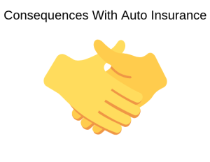 DUI Insurance Consequence