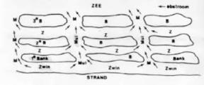 Fig. 3. Zwinnen en muien