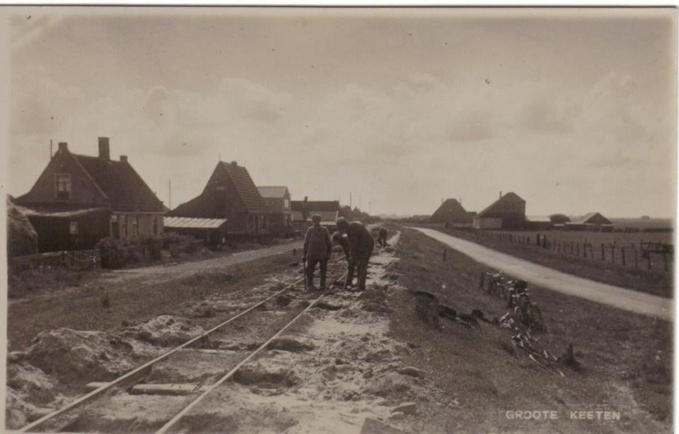 Spoorbaan Achterweg