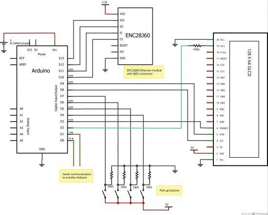 Arduino weather station part 2