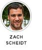 Zach Scheidt