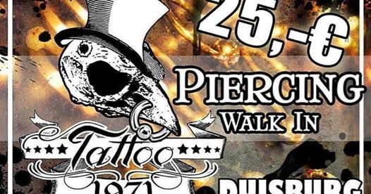 piercing walk in duisburg Piercing Walk In Duisburg 74209167 142554760470635 8363888195468787712 n