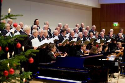 Weihnachtskonzert des ThyssenKrupp-Chores