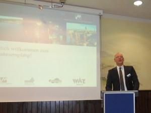 Marketing-Club-Präsident Marco Pfotenhauer