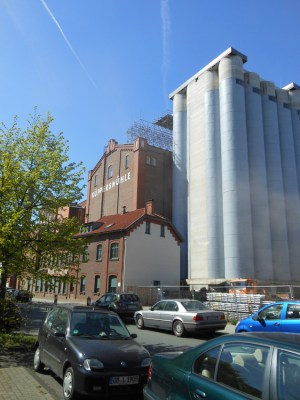 Museum Küppersmühle im Innenhafen