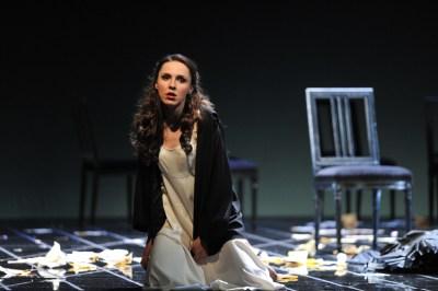 Olesya Golovneva (Violetta Valéry) , © Hans Jörg Michel.