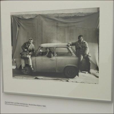 Stefan Moses auf Reisen: Menschen in der DDR. Foto: Petra Grünendahl.
