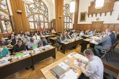 Sitzung des Integrationsrates. Foto: Stadt Duisburg.