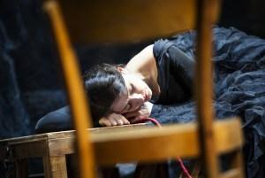 Karine Babajanyan (Ariadne). Foto: Florian Merdes.