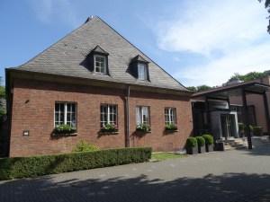Das Haus der Unternehmer ist der Sitz der Unternehmerverbandsgruppe in Duisburg-Buchholz. Foto: Petra Grünendahl.