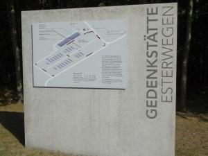 Gedenkstätte Esterwegen. Foto: Petra Grünendahl.