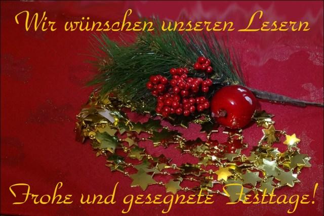 Weihnachtskarten-Schmuck