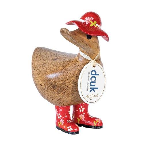 dcuk Wooden Duck