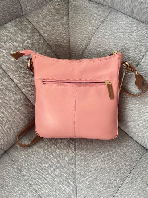 Leather Cross Body Handbag