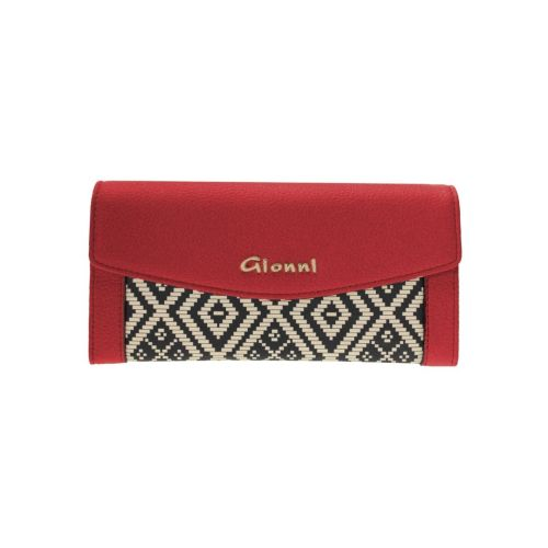 Ladies Red Gionni Wallet
