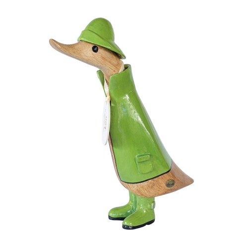 Bamboo Wooden Duck dcuk Green