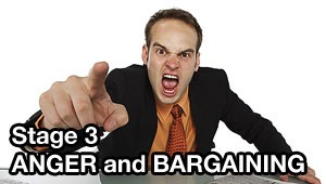 The 7 Stages of Surviving Your Tampa DUI Arrest - Stage 3: Anger and Bargaining
