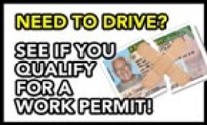 Arrested for a Tampa DUI? Use the online eligibility review to see if you qualify for a work permit