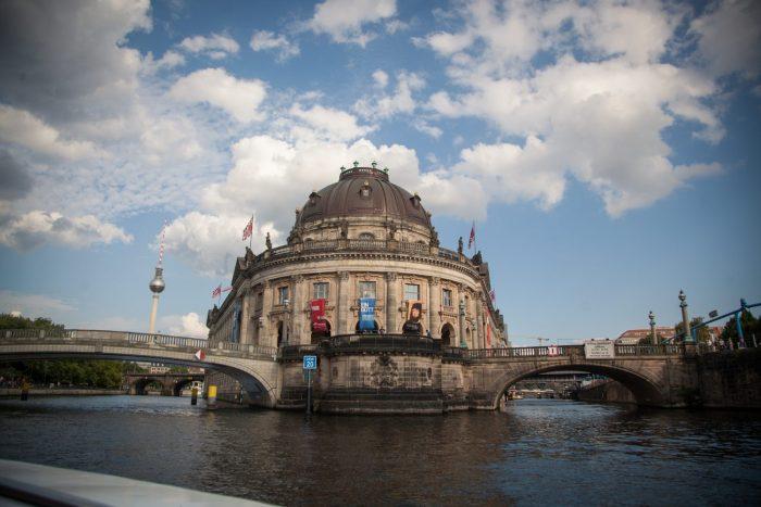 Berlijn in de zomer