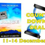 Alice Count Down Deal Promo on Amazon