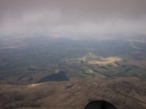 Cloudbase over the Brecon Beacons