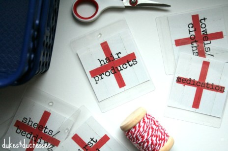 printable labels for linen closet