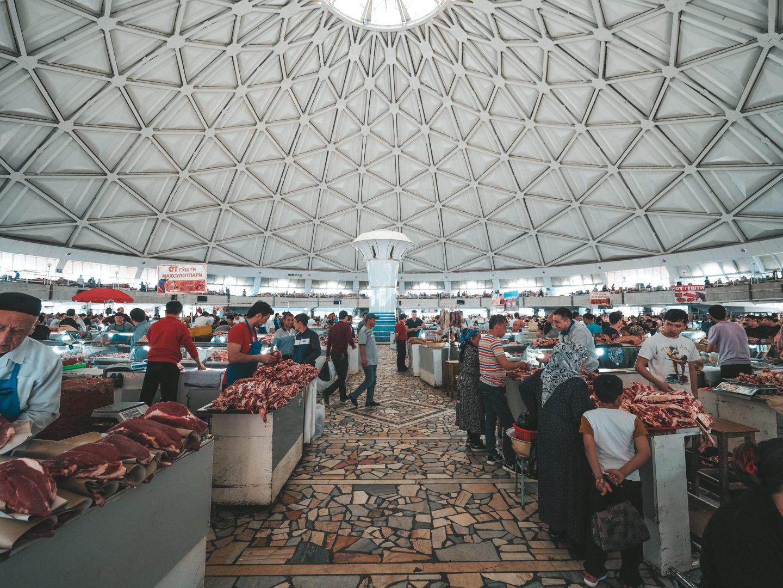 Tashkent - Chorsu Bazaar
