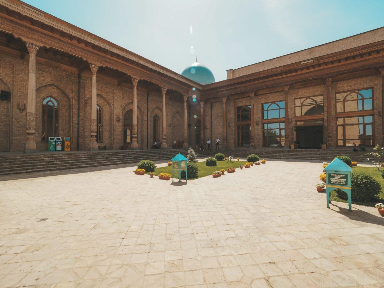 Tashkent - Barakhan Madrasah