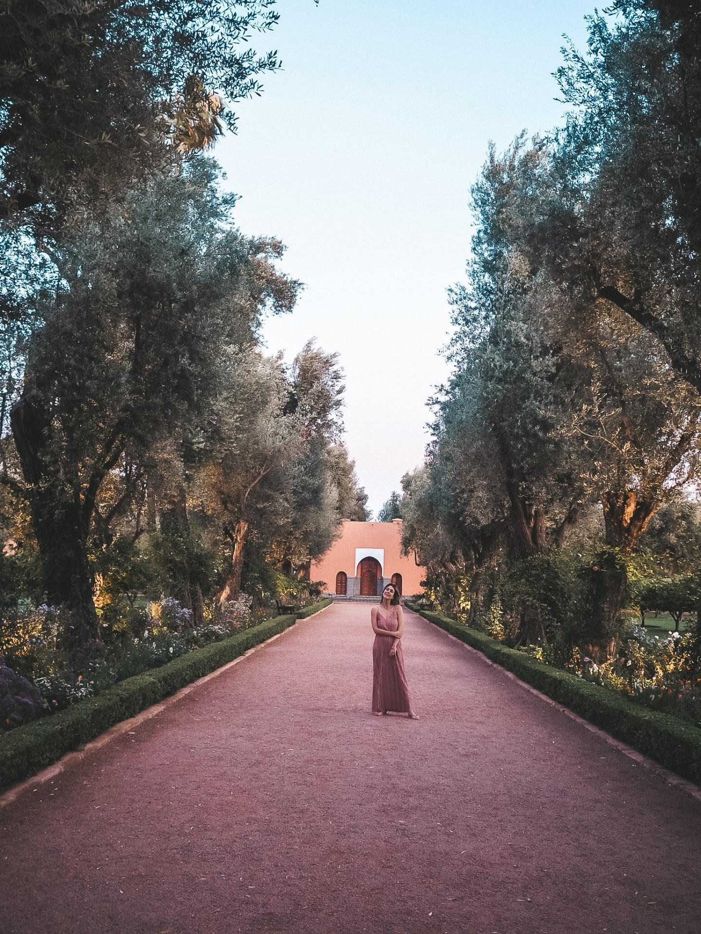 La Mamounia Gardens