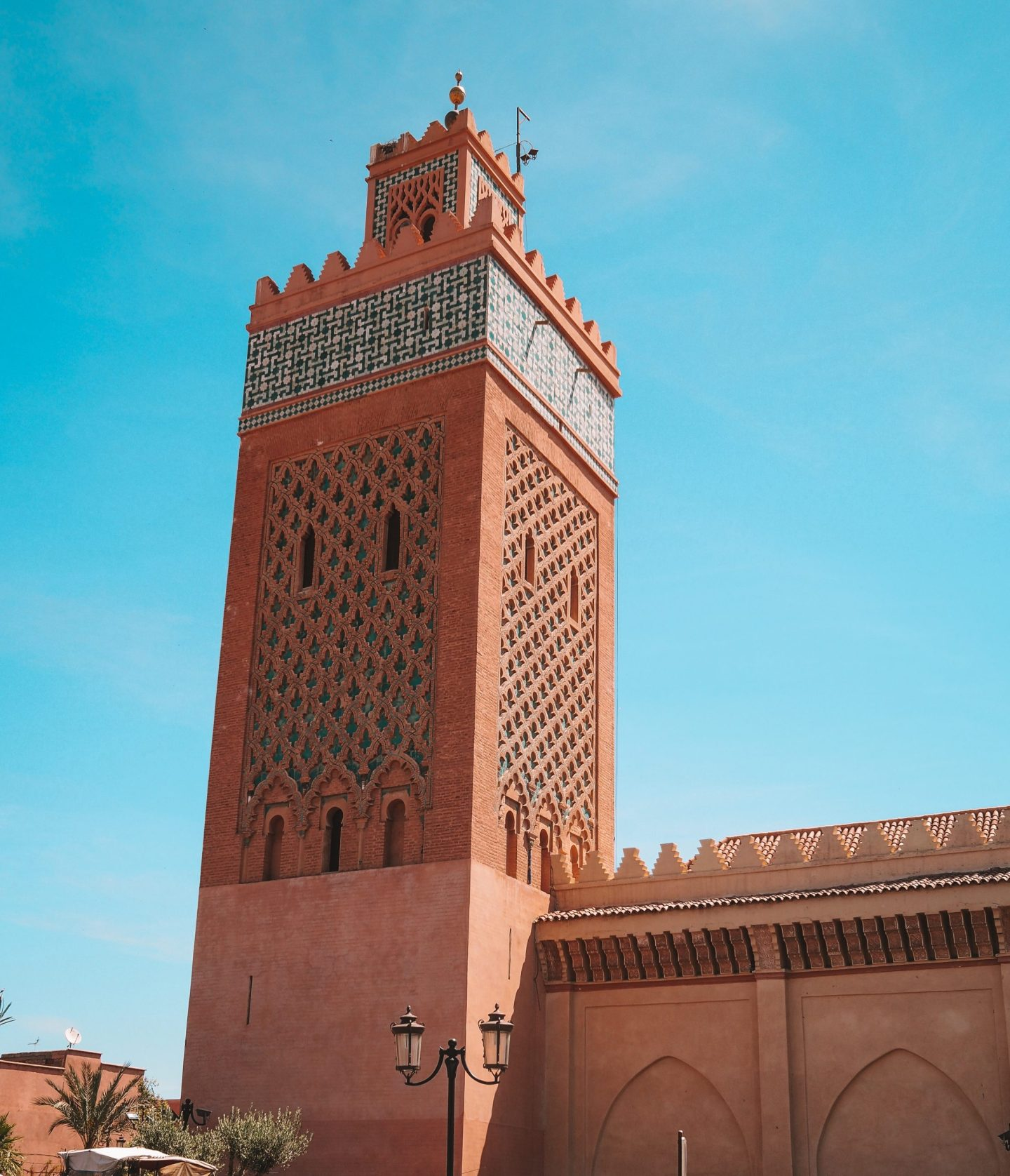 A Marrakech Itinerary - Koutoubia Mosque