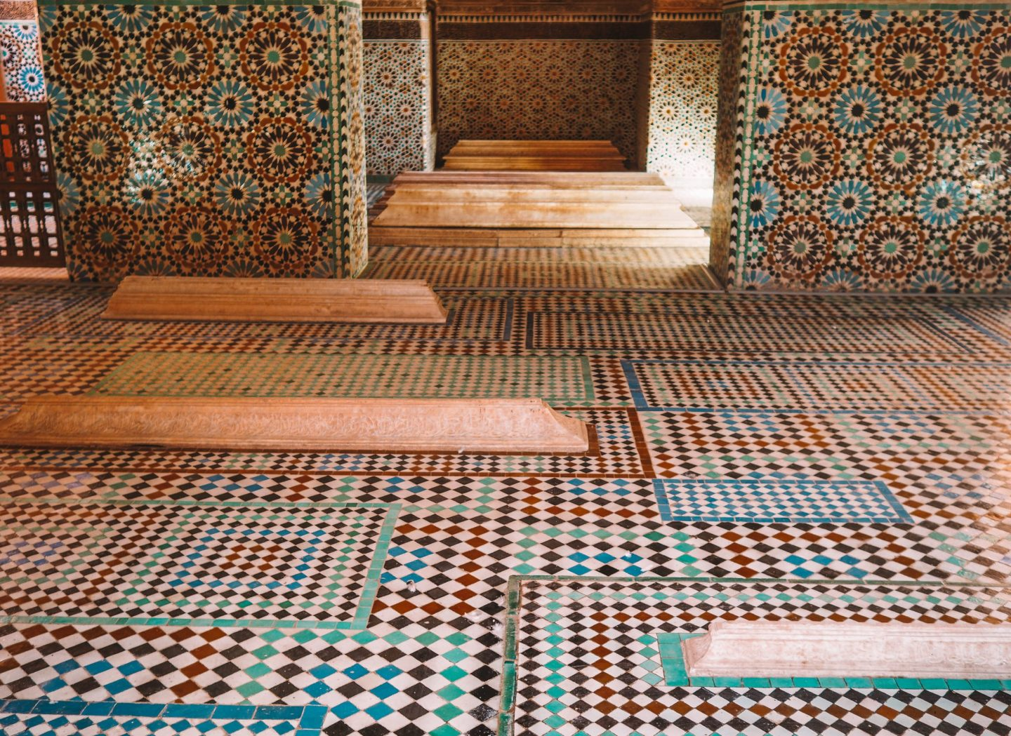 The Colours of Marrakesh - Part I