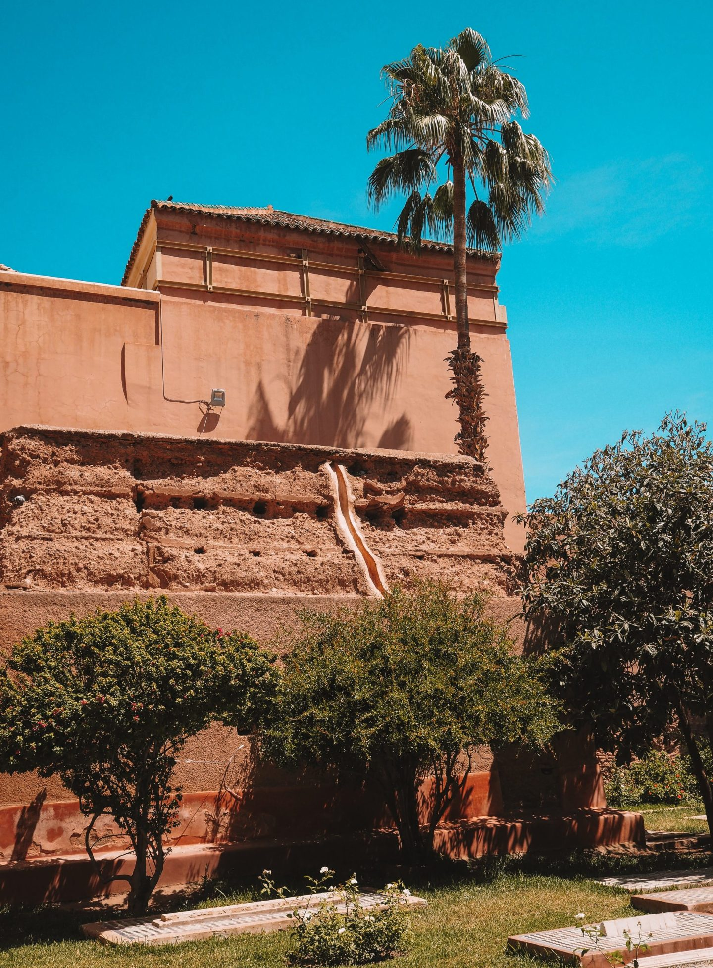 Saadian Tombs - Marrakesh Itinerary