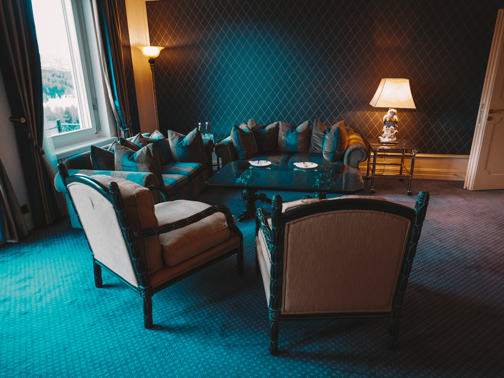 Pontresina Hotel