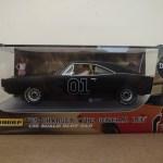 Pioneer Slot Cars Dealer Special Promo Edition Black General Lee