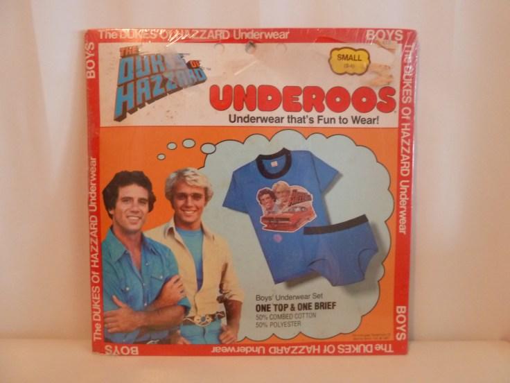Bo and Luke Underoos