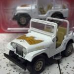 JL  Hollywood on Wheels  Dixie Jeep