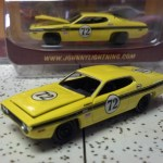 JL Series 3 Molly Hargrove's Plymouth Road Runner