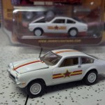 JL Series 4 Carnival of Thrills Chevy Vega